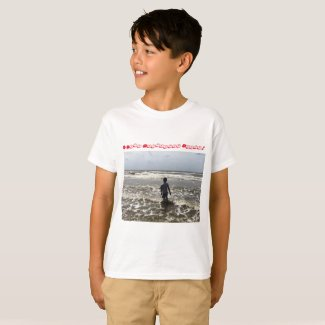 Galveston Beach Kids' Hanes TAGLESS® T-Shirt