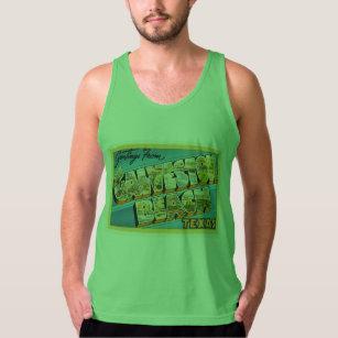 Travel The World Evening Sun Beach New Men/'s T-Shirt//Tank Top b507m