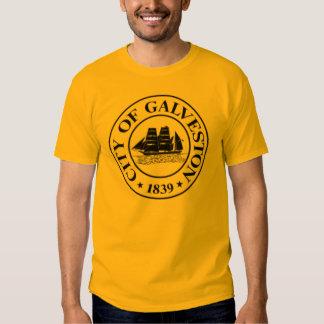 GALVESTON CITY TEE