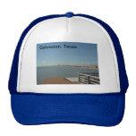 Galveston Island, Texas Mesh Hat