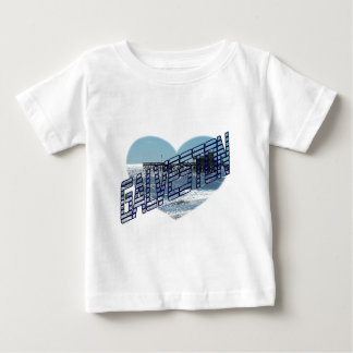 Galveston Ocean View Baby T-Shirt