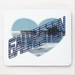 Galveston Ocean View Mouse Pads