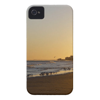 Galveston Sunset iPhone 4 Cover