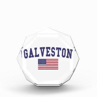 Galveston US Flag Award