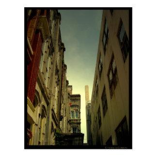 Galvezton Alleyway 2006 -2 Postcard