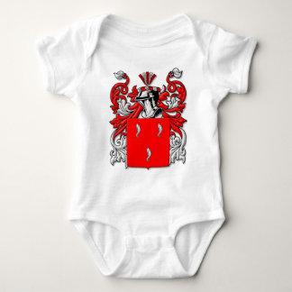 Galvin Coat of Arms Baby Bodysuit