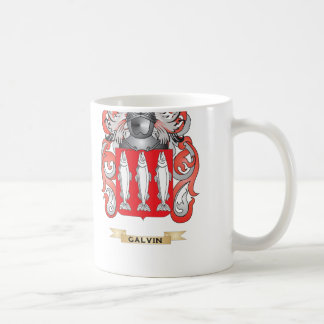 Galvin Coat of Arms (Family Crest) Classic White Coffee Mug