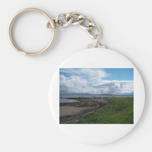 Galway Bay from the Claddagh Key Chain