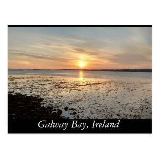 Galway Bay Ireland Postcard