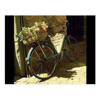 Galway Bike Postcard