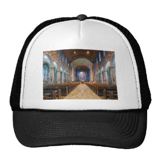 Galway cathedral trucker hat