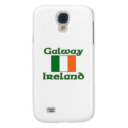 Galway Flag Galaxy S4 Cover