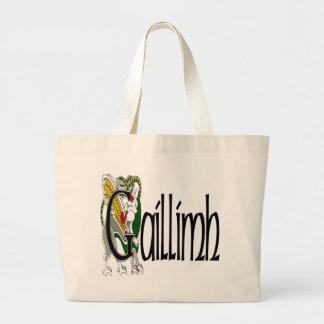 Galway (Gaelic) Bag