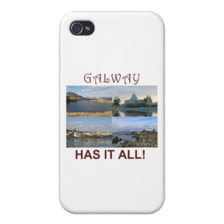 Galway has it all iPhone 4 covers