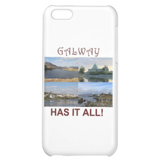 Galway has it all iPhone 5C covers