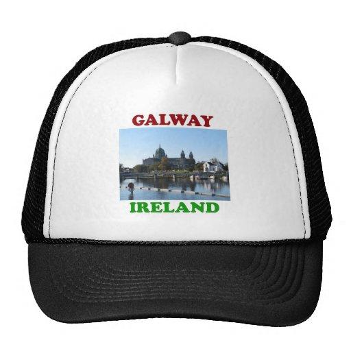 Galway Ireland Mesh Hat