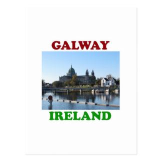 Galway Ireland Post Cards
