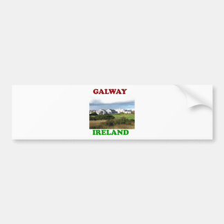 Galway Irlanda 4 Pegatina Para Auto
