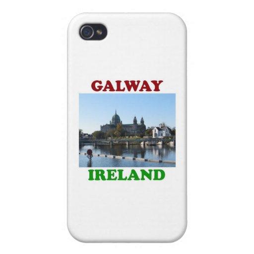Galway Irlanda iPhone 4/4S Funda