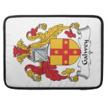 Galwey Family Crest Sleeves For MacBook Pro