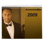 "GAM - 2009 Calendar - Small (7"" X 11"")"