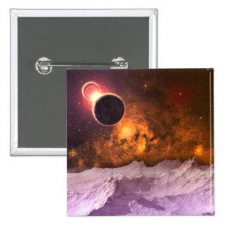 Gama cósmica chapa cuadrada 5 cm