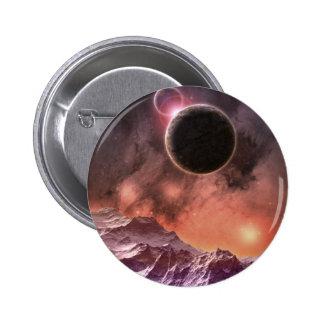 Gama cósmica chapa redonda 5 cm