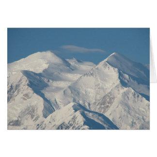 Gama de Alaska Tarjeta De Felicitación