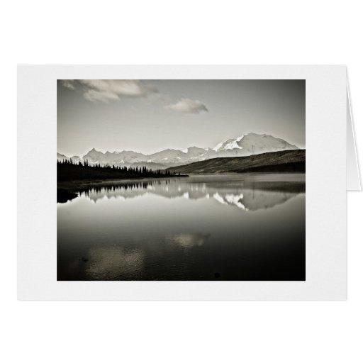 Gama de Alaska Tarjetón