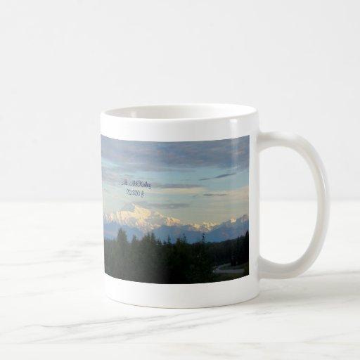 Gama de Alaska Taza De Café