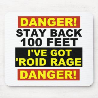 Gama de cuidado de Roid Mouse Pad