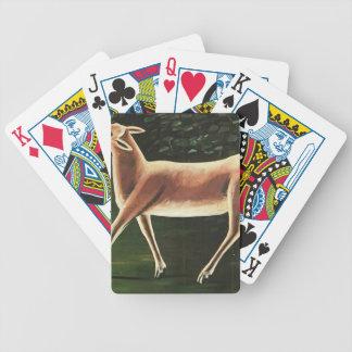 Gama de Niko Pirosmani Baraja Cartas De Poker