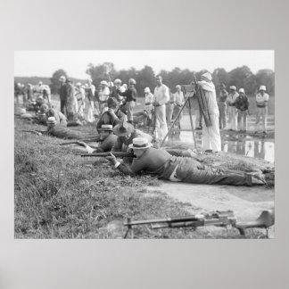 Gama de rifle 1917 impresiones