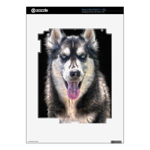 Gama del regalo del mascota de los Perro-amantes d Skins Para eliPad 2