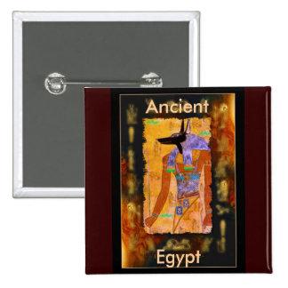 Gama egipcia antigua del regalo de Anubis de dios Pins