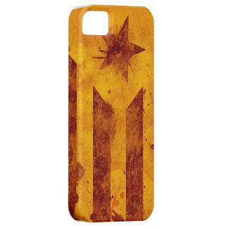 Gama Independència iPhone 5 Cárcasa