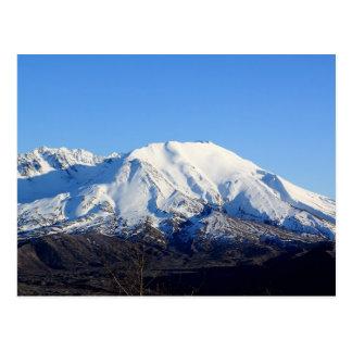 Gama Nevado cerca de la postal del Mt. St Helens