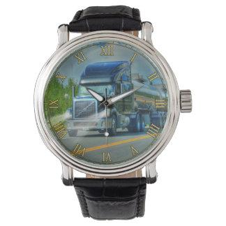 Gama pesada del reloj del #Gift del camión del