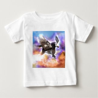 Gama pintada de la ropa de Pegaso Tee Shirt