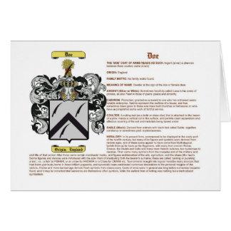Gama (significado) tarjeta de felicitación