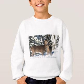 Gama un ciervo sudadera