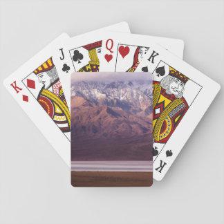 Gama y lavabo de Panamint Cartas De Póquer