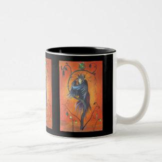Gamaun: El pájaro profético Tazas De Café