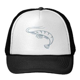 Gamba fresca de la camisa del logotipo del icono gorras de camionero
