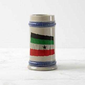Gambella Waving Flag Beer Stein