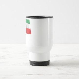 Gambella Waving Flag Travel Mug