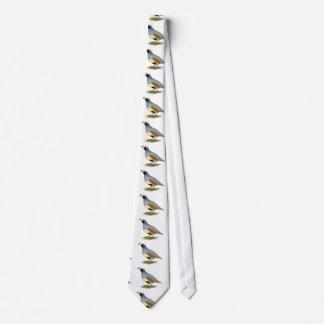 Gambel's Desert Quail Neck Tie