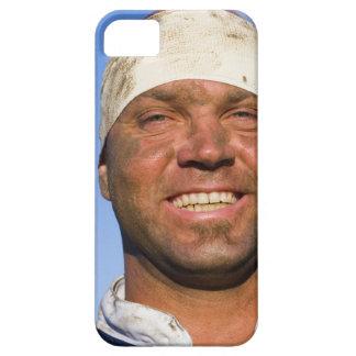 Gamberro del rugbi iPhone 5 Case-Mate cobertura