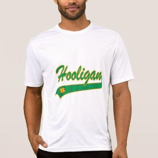 Gamberro irlandés camisetas