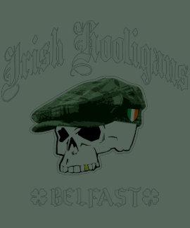 Gamberros irlandeses Belfast Irlanda Camiseta